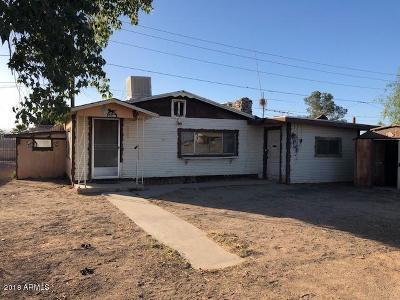 El Mirage Single Family Home For Sale: 14310 N El Mirage Road