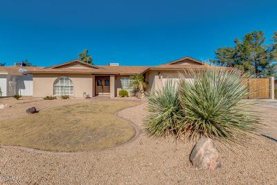 Single Family Home For Sale: 5050 E Winchcomb Drive