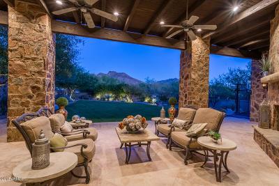 Single Family Home For Sale: 9290 E Thompson Peak Parkway #478