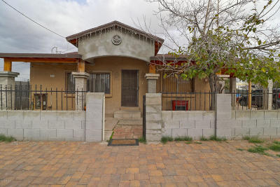 Phoenix Single Family Home For Sale: 215 S 32nd Drive
