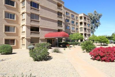 Scottsdale Apartment For Sale: 7940 E Camelback Road #412