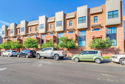 Tempe Condo/Townhouse For Sale: 330 S Farmer Avenue #105