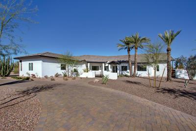 Phoenix Single Family Home For Sale: 4626 E Clinton Street