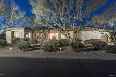 Scottsdale Single Family Home For Sale: 11448 E Four Peaks Road