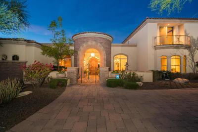 Scottsdale Single Family Home For Sale: 7852 E Santa Catalina Drive