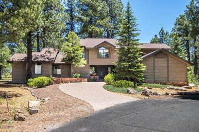 Flagstaff Single Family Home For Sale: 2475 Eva Circle