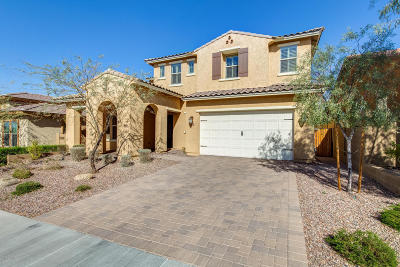 Phoenix Single Family Home For Sale: 2122 W Red Fox Road