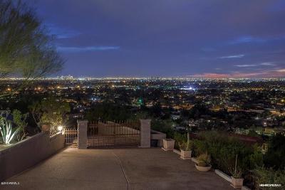 Phoenix Single Family Home For Sale: 4640 E Camelback Heights Way