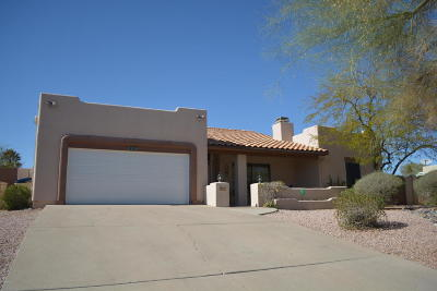 Fountain Hills Single Family Home For Sale: 14654 N Del Cambre Avenue