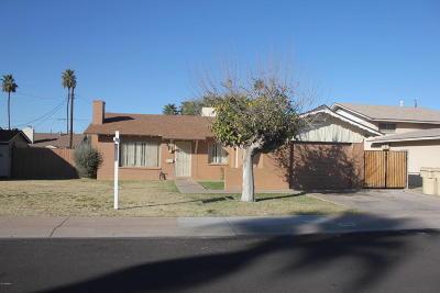 Glendale Single Family Home For Sale: 4334 W Rose Lane
