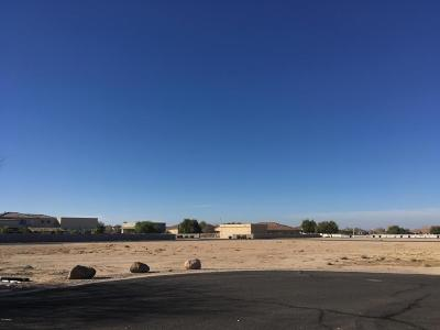 Queen Creek AZ Residential Lots & Land For Sale: $259,000