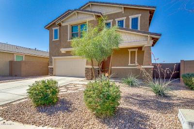 Maricopa Single Family Home For Sale: 21634 N Liles Lane