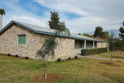 Phoenix Single Family Home For Sale: 7002 N 8th Avenue