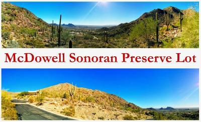 Scottsdale Residential Lots & Land For Sale: 13417 N 137th Street