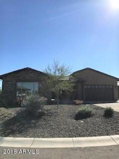 Wickenburg Single Family Home For Sale: 3680 Stampede Drive