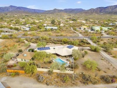 Cave Creek Single Family Home For Sale: 7037 E Highland Road