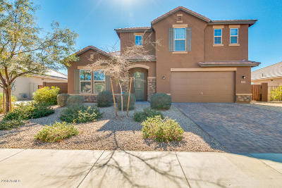 Goodyear Single Family Home For Sale: 16443 W Mesquite Drive