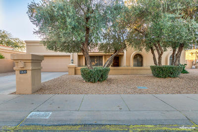 Scottsdale Single Family Home For Sale: 10520 N 78th Place