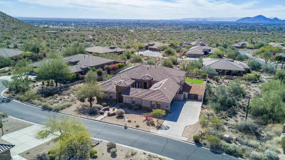 Scottsdale Single Family Home For Sale: 13976 N 110th Street