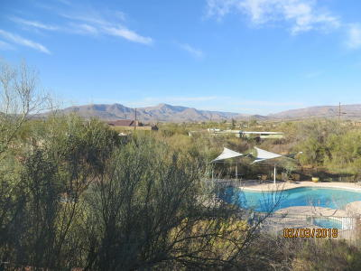 Cave Creek Single Family Home For Sale: 6115 E Knolls Way N