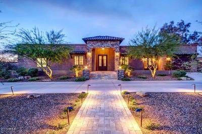 Cave Creek Single Family Home For Sale: 6216 E Dove Valley Road