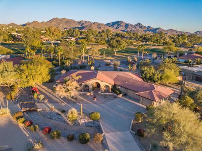 Scottsdale Single Family Home For Sale: 8121 E Conquistadores Drive