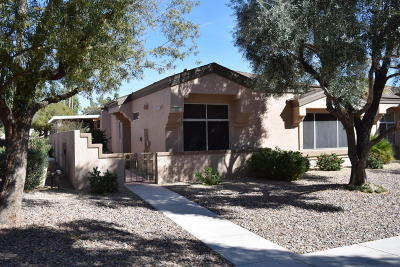 Sun City West Single Family Home For Sale: 20051 N Greenview Drive