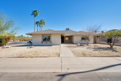 Chandler Single Family Home For Sale: 789 N Jackson Street