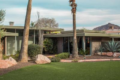 Paradise Valley Single Family Home For Sale: 7132 N Quartz Mountain Road