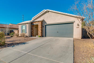 Goodyear Single Family Home For Sale: 3330 S 186th Lane