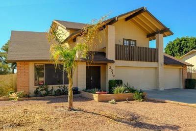 Mesa Single Family Home For Sale: 2319 W Nopal Avenue
