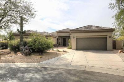 Scottsdale Single Family Home For Sale: 6068 E Brilliant Sky Drive