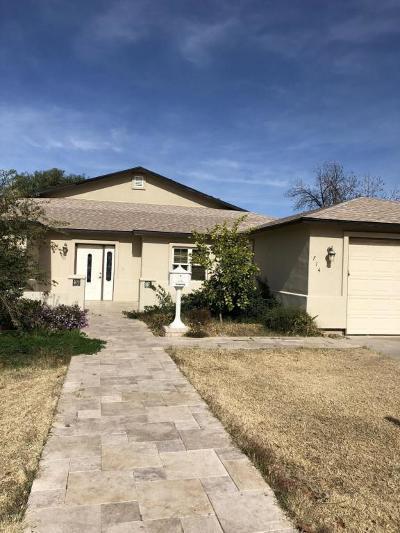 Phoenix Single Family Home For Sale: 714 W Rancho Drive