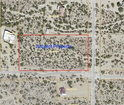 Scottsdale Residential Lots & Land For Sale: 274xx N 160th Street