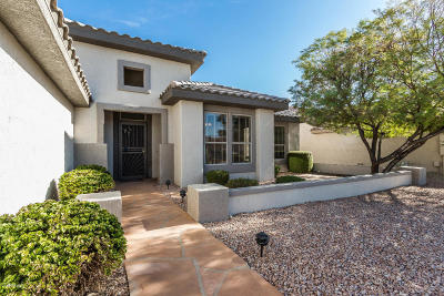 Surprise Single Family Home For Sale: 15542 W Clear Canyon Drive