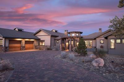 Prescott Single Family Home For Sale: 15415 N Chloe Trail