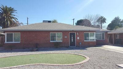 Phoenix Single Family Home For Sale: 6033 N 17th Avenue