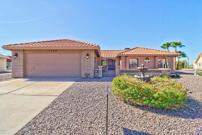 Mesa Single Family Home For Sale: 1860 Leisure World