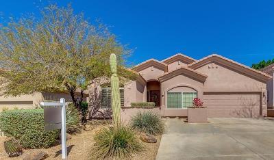 Single Family Home For Sale: 10466 E Acoma Drive