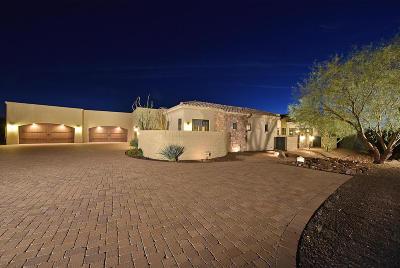 Scottsdale Single Family Home For Sale: 13931 E Via Linda