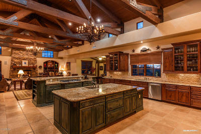 Scottsdale Single Family Home For Sale: 9331 E Covey Trail