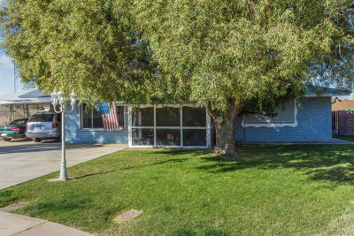 Tempe Single Family Home For Sale: 1612 N Date Drive