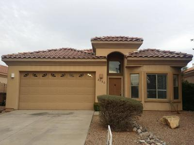 Single Family Home For Sale: 3250 N Camino Perilla