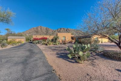 Phoenix Single Family Home For Sale: 5716 E Camelback Road