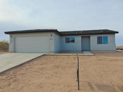 Arizona City Single Family Home For Sale: 11831 W Madero Drive