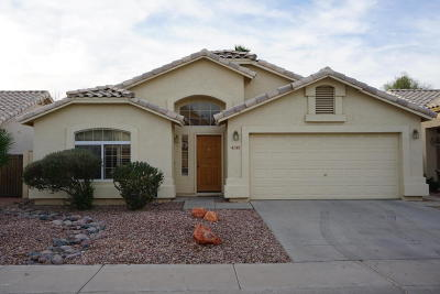 Chandler Single Family Home For Sale: 4145 W Shannon Street