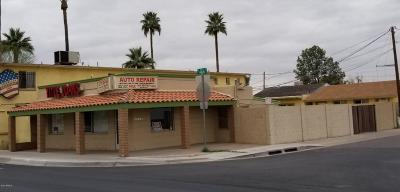 Mesa Commercial For Sale: 1540 W Main Street