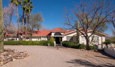 Wickenburg Single Family Home For Sale: 1650 W Hillside Drive