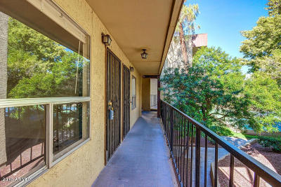 Mesa  Apartment UCB (Under Contract-Backups): 461 W Holmes Avenue #212