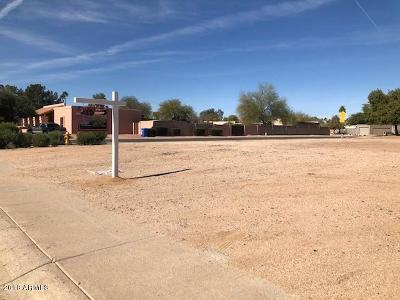 Scottsdale Residential Lots & Land For Sale: 6072 E Thunderbird Road